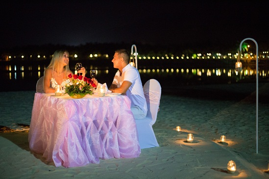 Deluxe Wedding Package at Diamond Bay