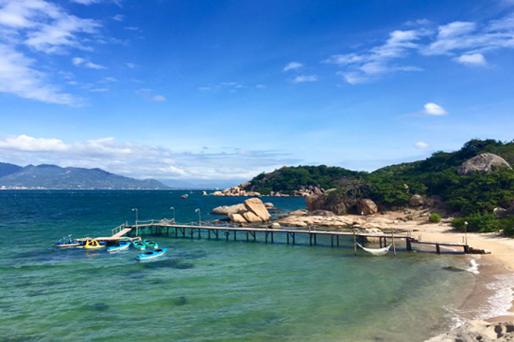 Thiên đường sống chậm ở Khánh Hòa