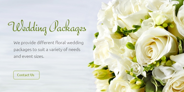 WEDDING PACKAGE 2,147 USD