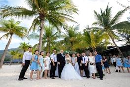 Đám cưới trên biển - 6