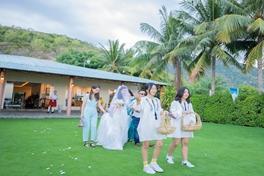 Đám cưới trên bãi biển - 14
