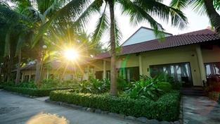 View trước phòng bungalow -1