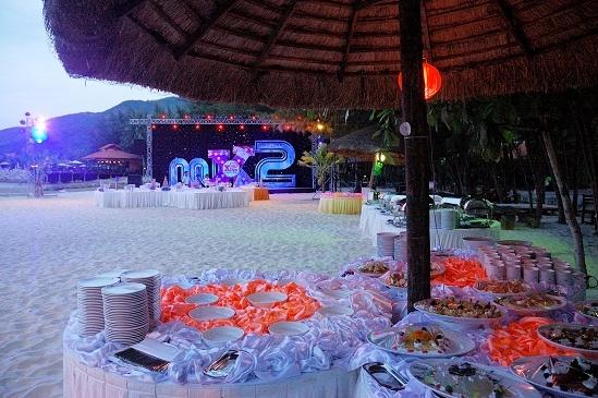 Tiệc bãi biển