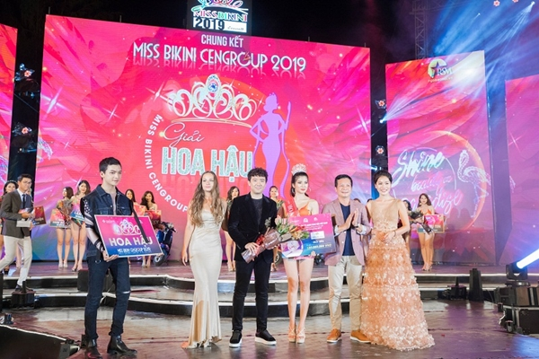 Miss Bikini CenGroup 2019 tại Diamond Bay Resort & Spa Nha Trang