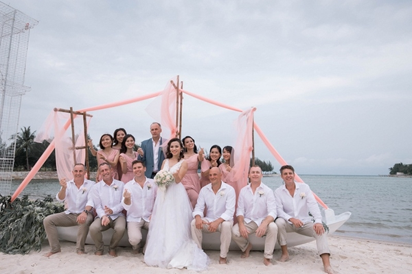 Wedding at Diamond Bay Resort & Spa
