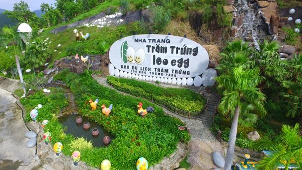 100Egg Theme Park
